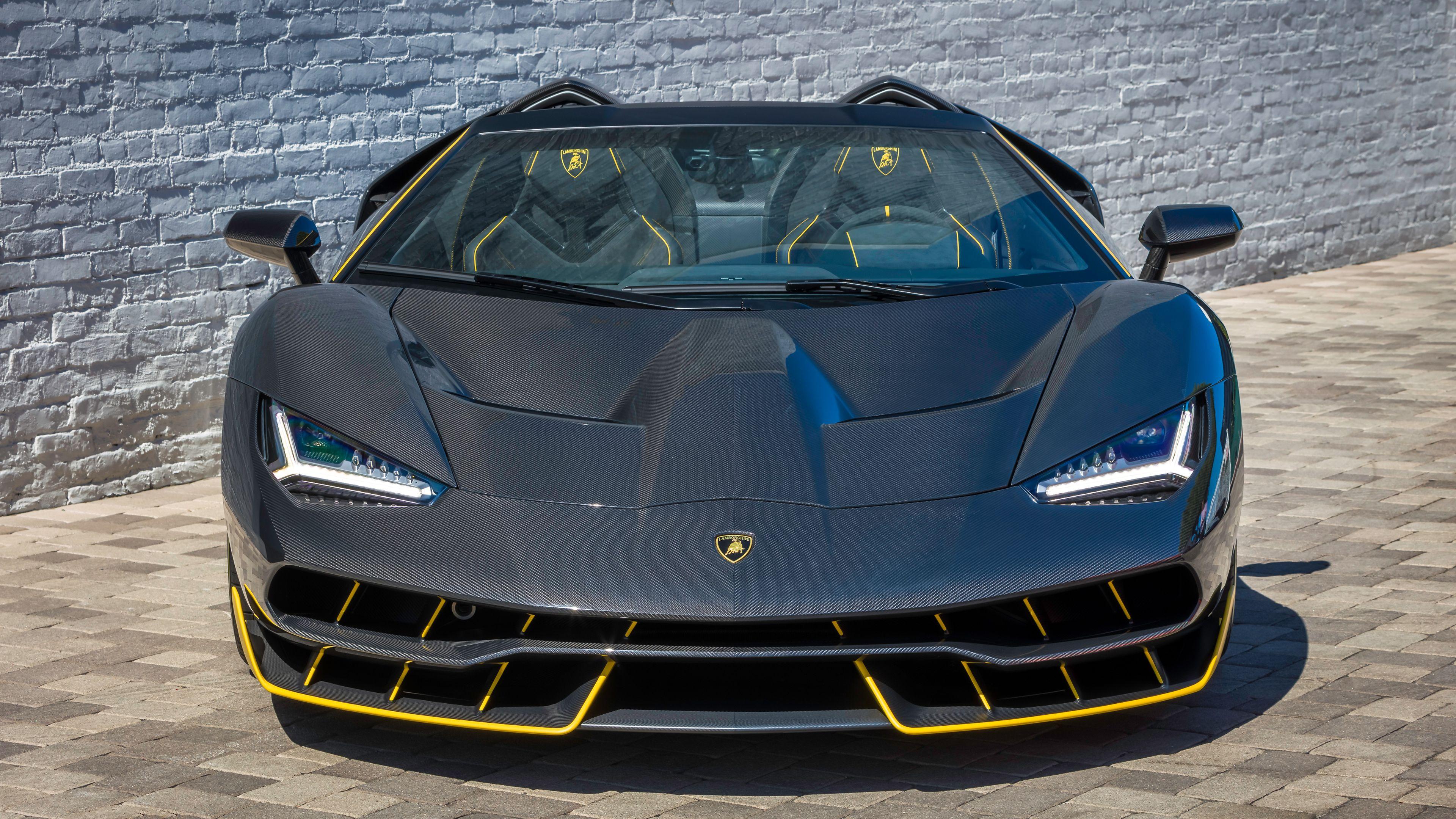 Lamborghini Centenario Roadster Lp 770 4 Lamborghini Centenario