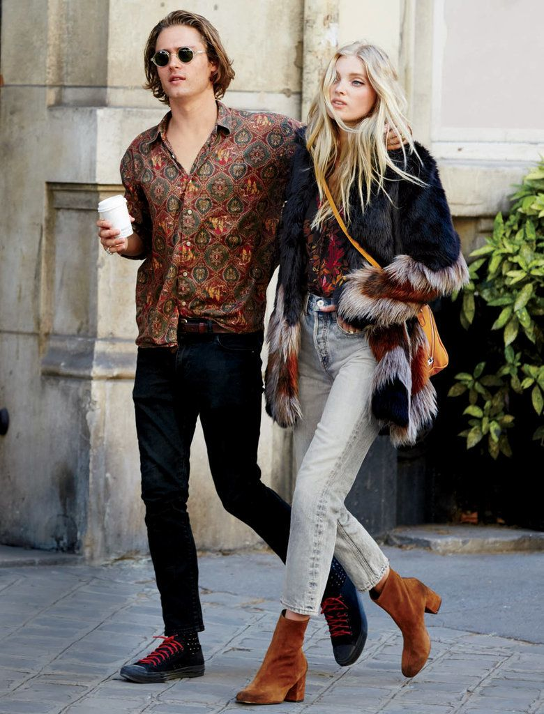 decd4ad3820e4 Free People Campaign September 2015. Free People Campaign September 2015  Fantasy Fashion, Street Style ...