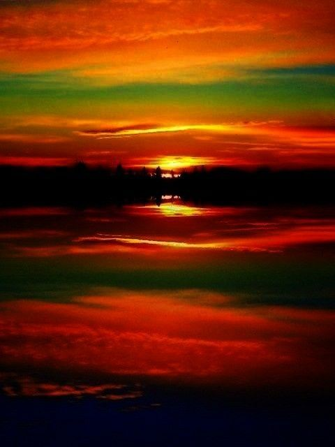 & Sunrises -Surreal Sunrise   - Sunsets & Sunrises -Sunrise   - Sunsets & Sunrises -Surreal Sunrise