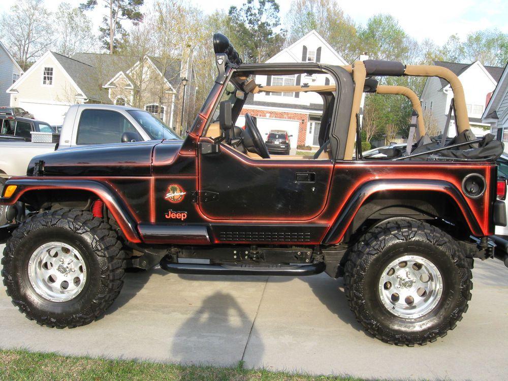 1997 Jeep Wrangler Sahara Sport