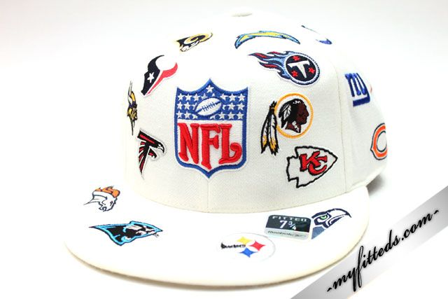 nfl franchise hats