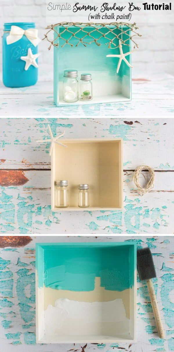 60 Nautical Decor Diy Ideas To Spruce Up Your Home With Images