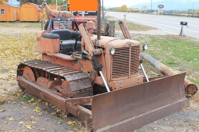 Machinery Trader 1952 HD-5 ALLIS-CHALMERS | Older Dozers Cat