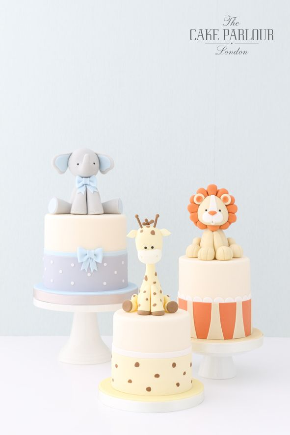 The Cake Parlour designs and creates beautiful celebration cakes for