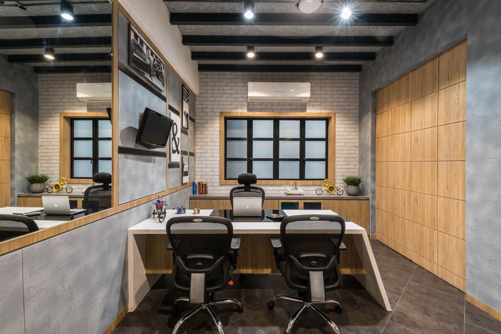 Welcome To Gaurav Kharkar Associates Modern Office