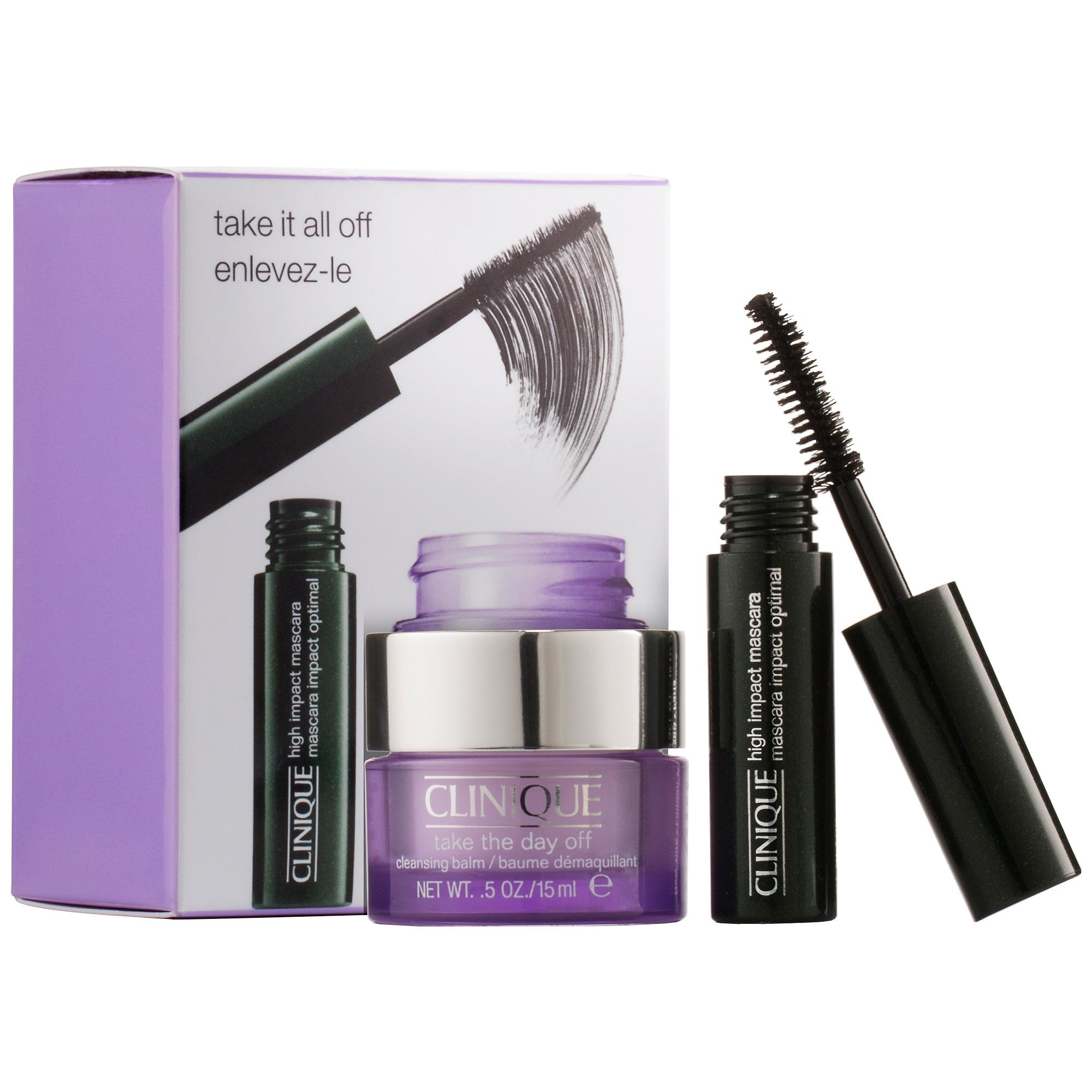 Shop Clinique's Take It All Off at Sephora. This duo