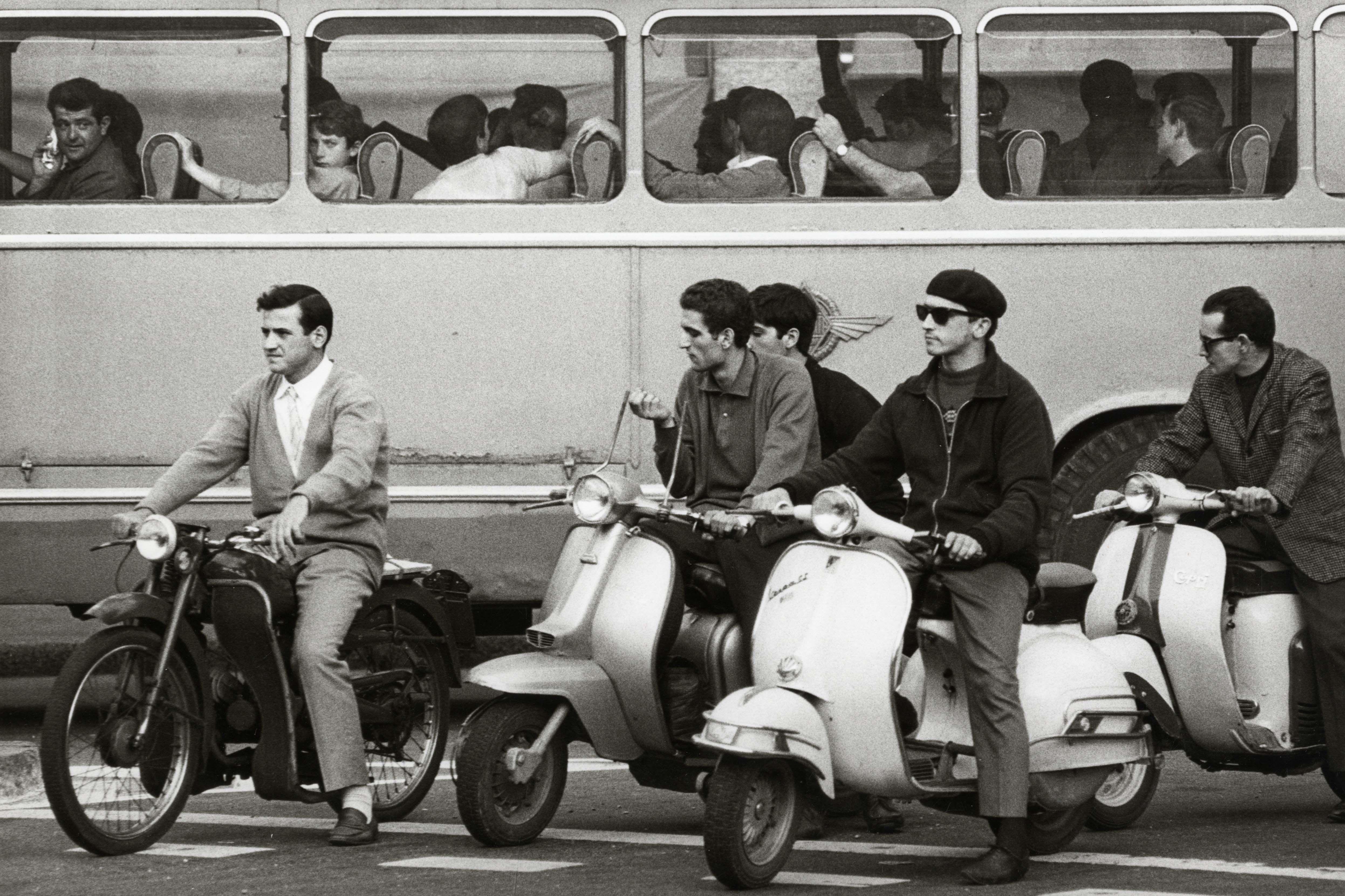 Toni Nicolini, Sesto San Giovanni, 1966