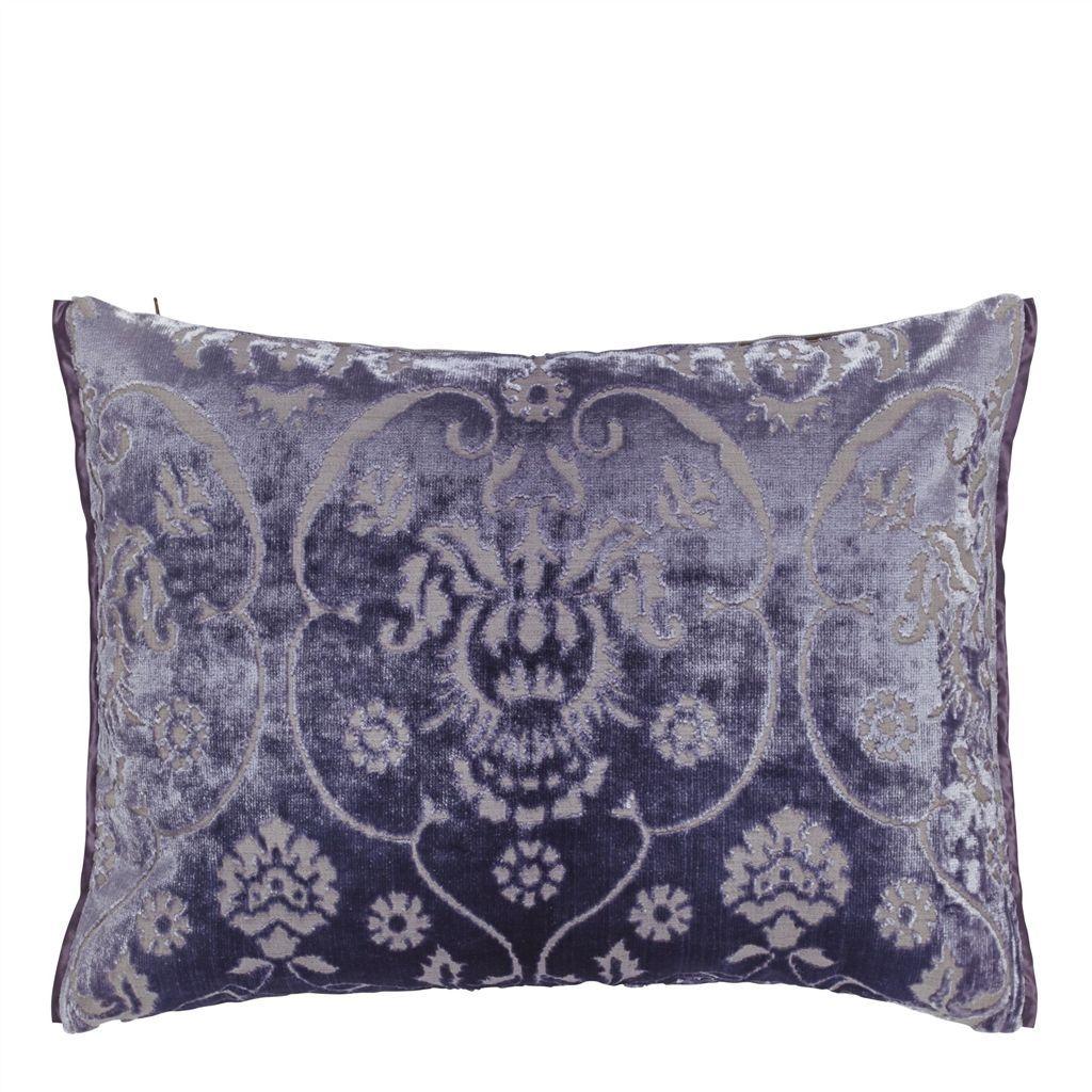 Polonaise Iris Cushion Designers Guild