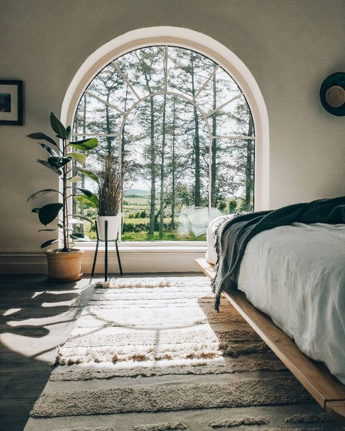Bedroom with a gorgeous view - Cozy & Comfy