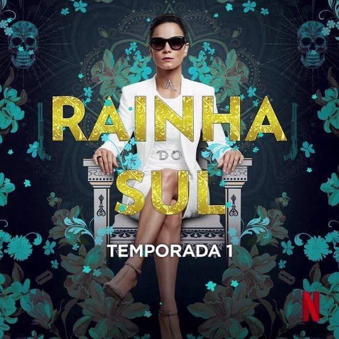 Amooo Estreou Hoje Na Netflix A Primeira Temporada De Rainha Do