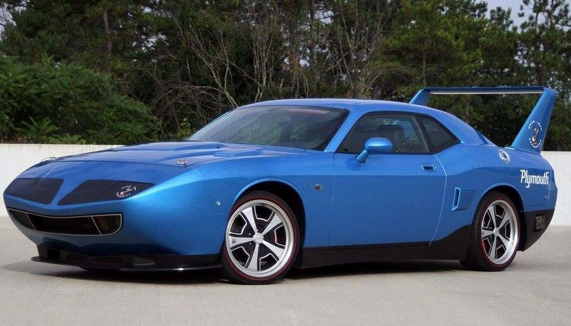 Everything You Wanted To Know About The New 2016 Plymouth Superbird