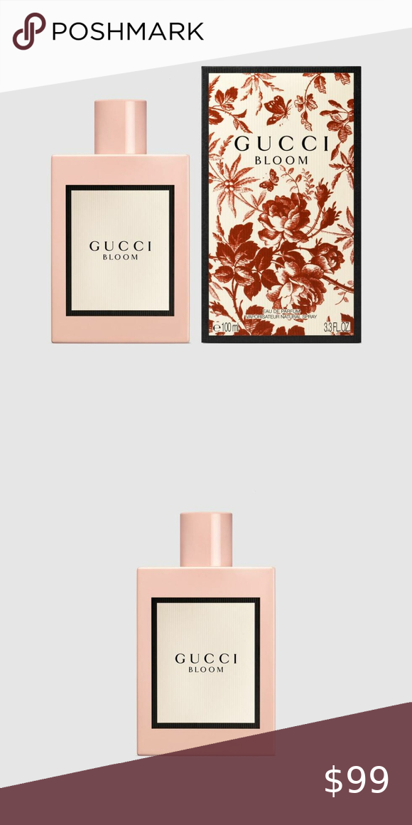 New Sealed In Box Gucci Bloom Bloom Gucci Floral