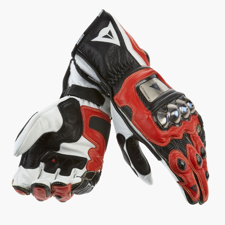 Motorcycle gloves metal - Dainese Gloves