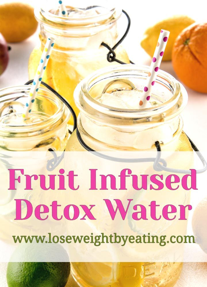 What Is The Best Infused Water For Weight Loss