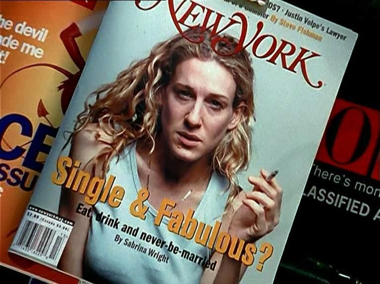 "bradshaw single girls Difficult women how ""sex and the city"" lost its good name by emily nussbaum though ""the sopranos"" may have sparked the bad-boy revolution of cable tv, carrie bradshaw was the first female anti-hero illustration by andy friedman when people talk about the rise of great tv, they inevitably credit one show, ""the sopranos"" even."