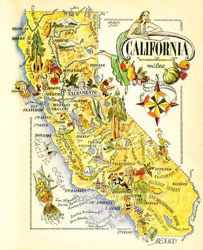 The Beauty Of Maps Seeing Art In Cartography Santa Monica Our