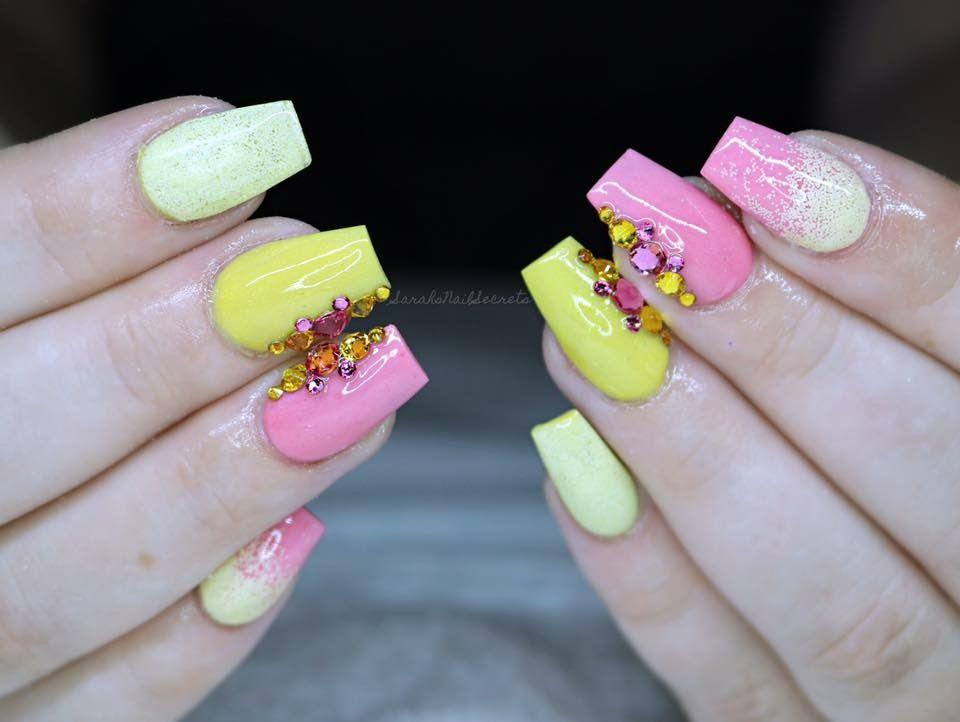 Pin by Angela Walter on Glam & Glits nails | Pinterest