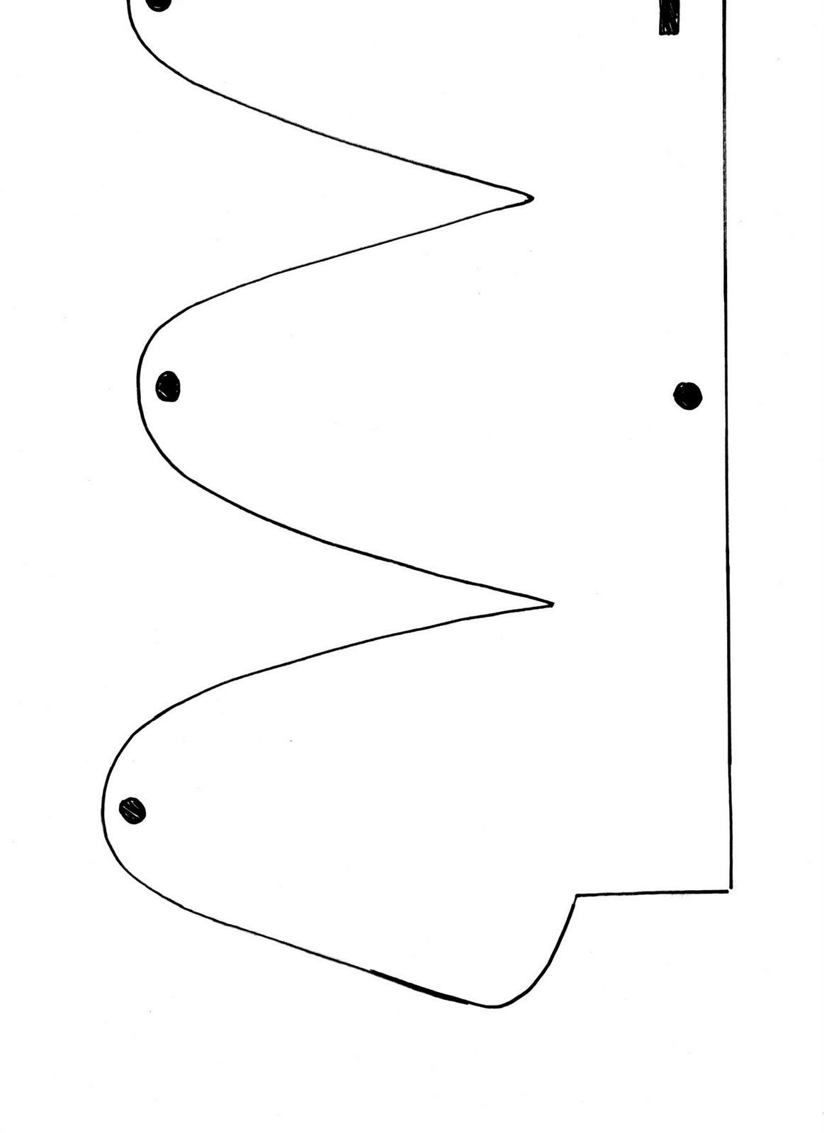 plantilla-visera-12.jpg (1163×1600) | cris | Pinterest | Crochet ...