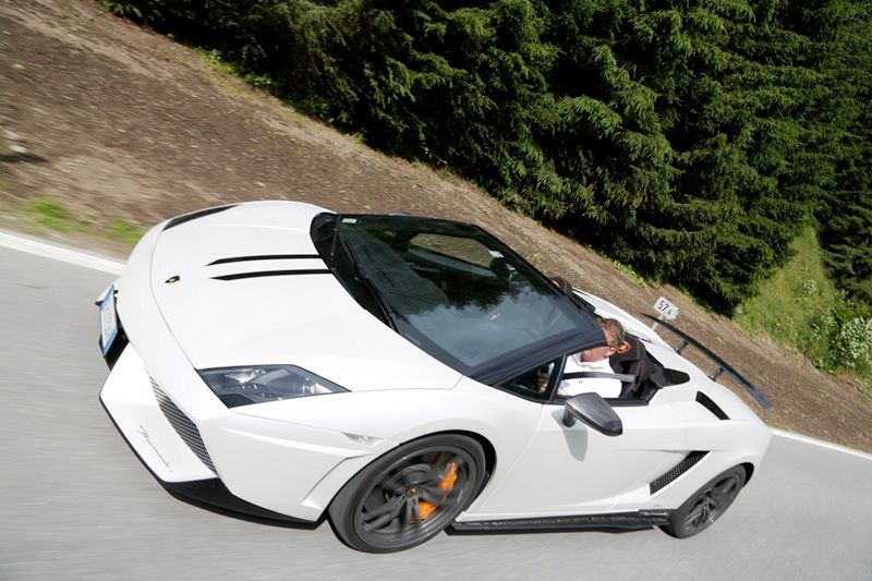 Lamborghini Gallardo Spyder 570 4 Performante Tracktest Http