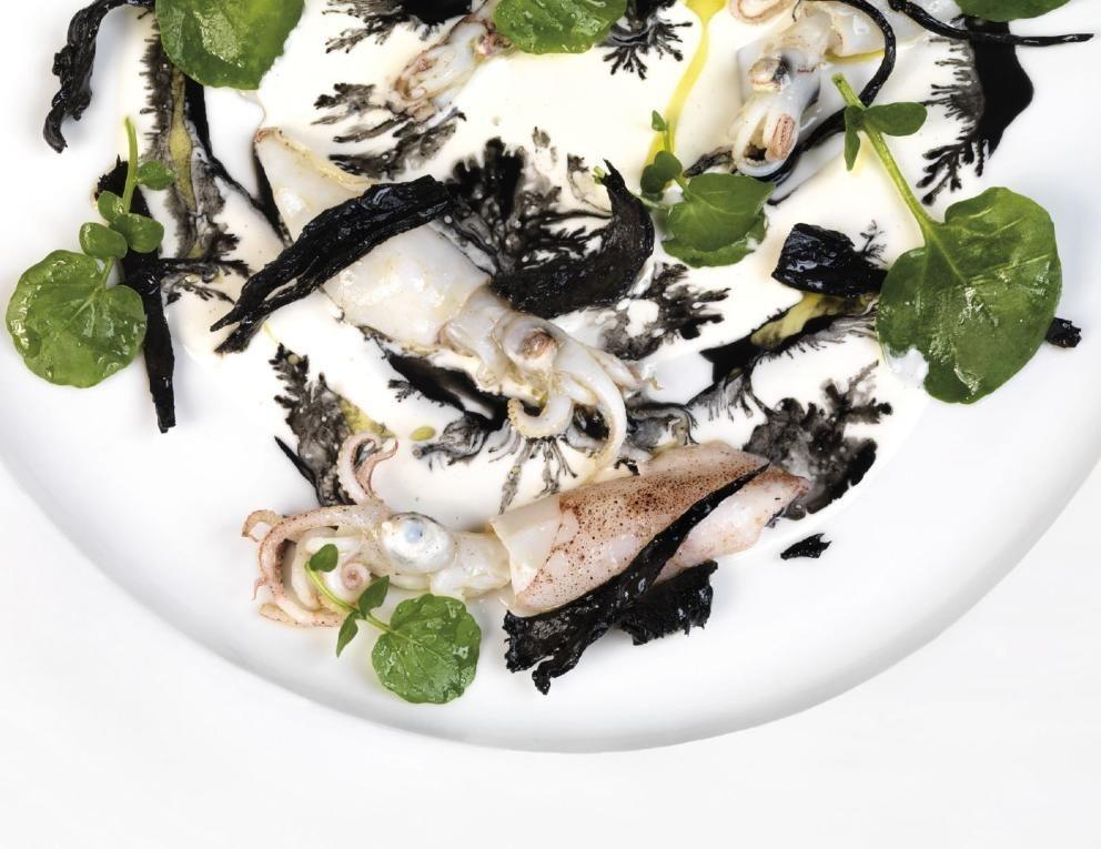 Riff, el acento alemán de la nueva cocina mediterránea - Gastronomía