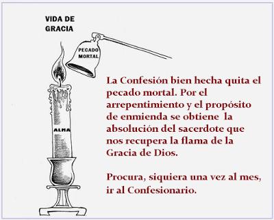 Catolicidad: LA CONFESIÓN GENERAL, CUÁNDO OBLIGA Y CUÁNDO CONVIENE