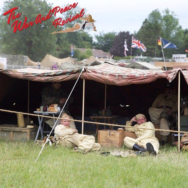 The living history section from the 2015 show. Sometimes you just got to sit back and enjoy the scenery. http://ift.tt/1KwB1Ie #Warandpeace #Living #History #Vintage #Military #Scenery #enthusiasts #Display