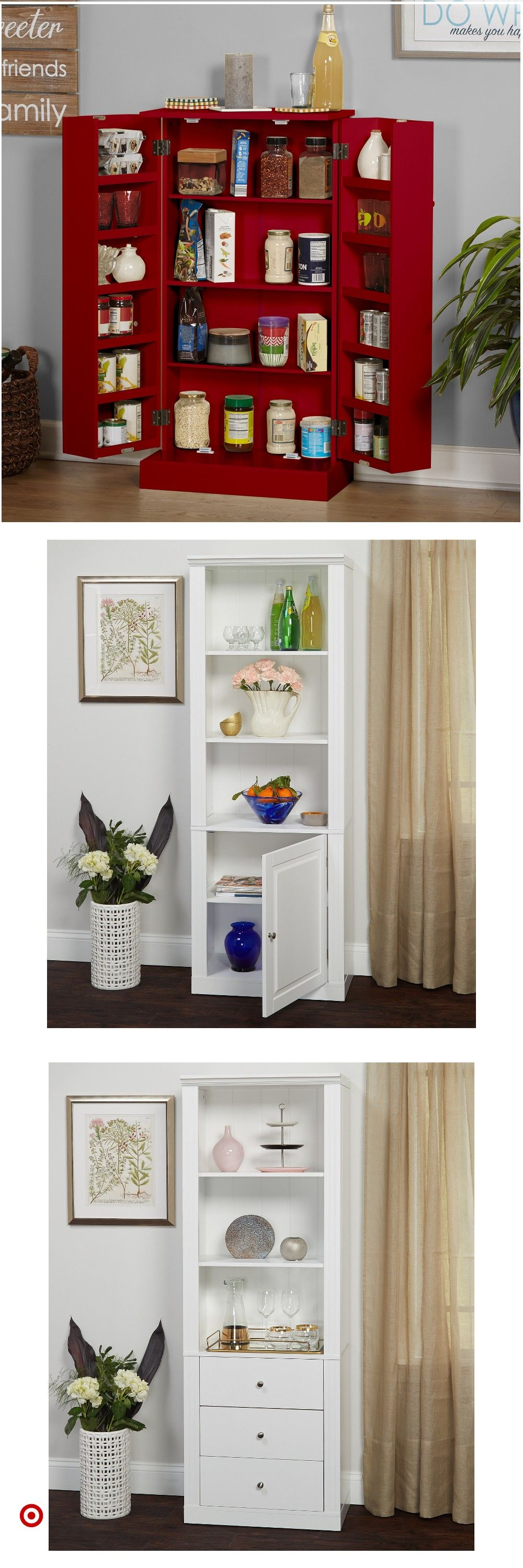 Shop Target For Kitchen Storage Pantry You Will Love At Great Low Prices Free Shipping On Orders Of 35 Or Free S Home Decor Furniture Makeover Furniture