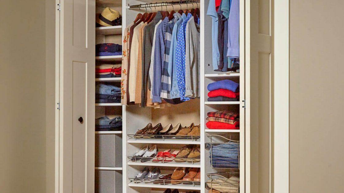21 Build Your Own Melamine Closet Organizer Cheap Closet Diy