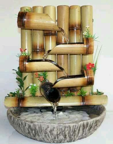 Pin by agnelo pires on water fountains pinterest fountain indoor water fountains garden fountains indoor fountain bamboo fountain table fountain fountain ideas bamboo ideas bamboo art bamboo fence workwithnaturefo