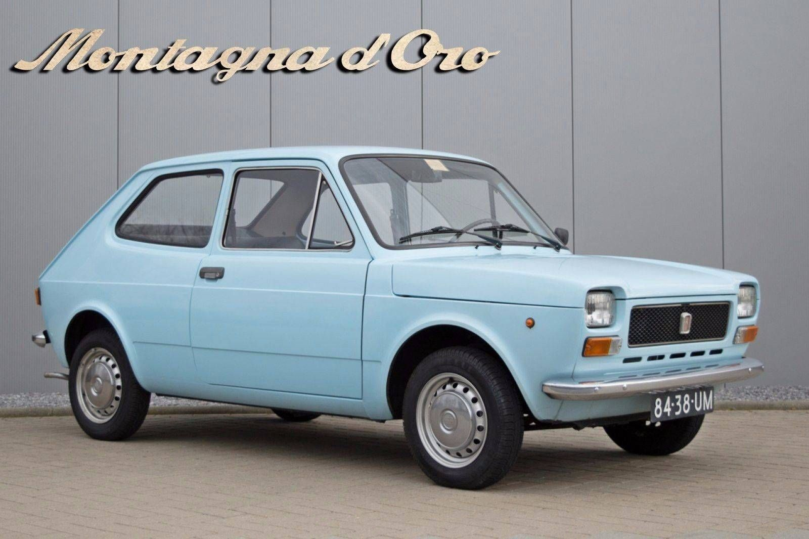 FIAT 127 | Fiat | Pinterest | Fiat, Classic trader and Cars