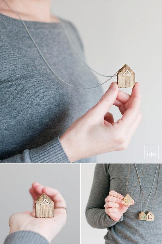 Beautiful Handmade wood rings for girls diy