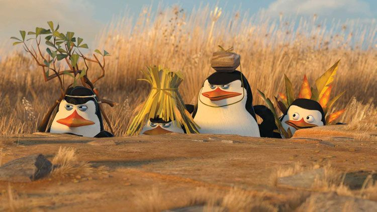 'Penguins of Madagascar' Review - http://renegadecinema.com/35710/penguins-of-madagascar-review