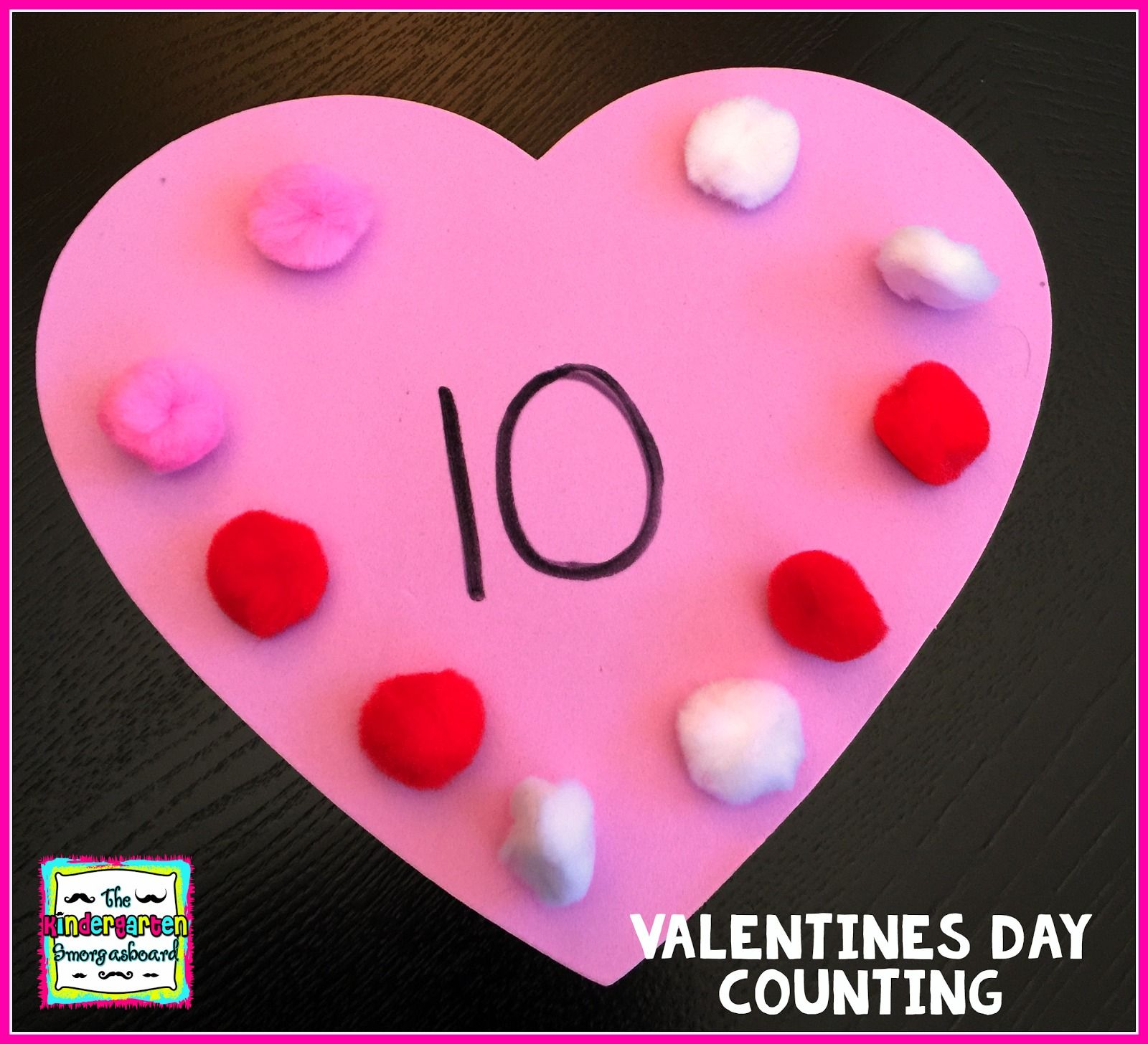 Simple Valentine S Day Math Activity