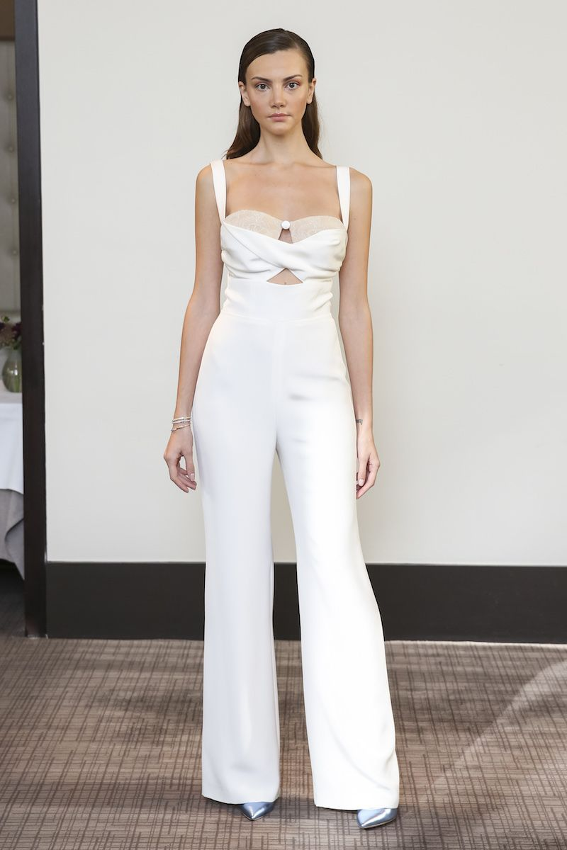 7e58efcae3 Gracy Accad s Chic and Modern Debut Bridal Collection