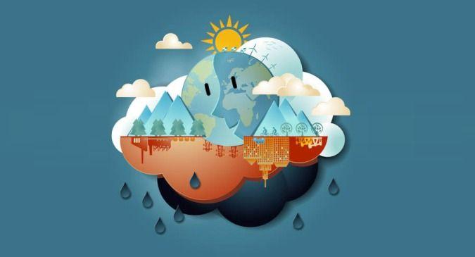 Pin En Calentamiento Global