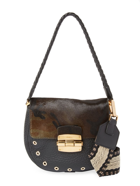 4cfa5f9f5e85 FURLA Women   Сумки   Bags, Leather crossbody и Crossbody bag