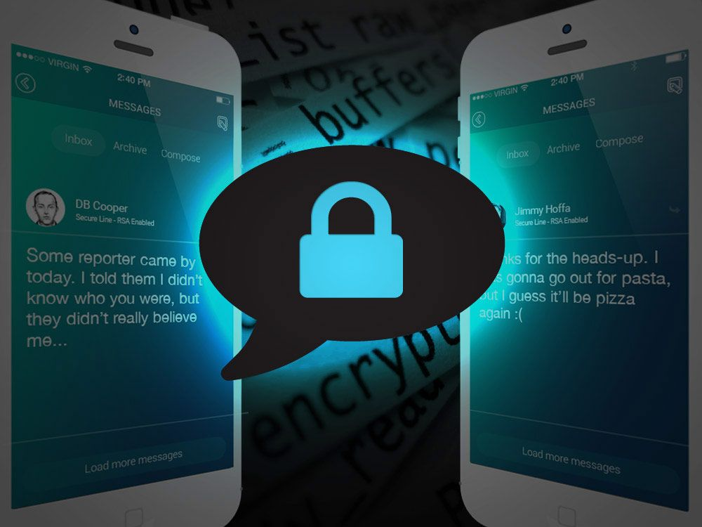 Top Secure Messaging Apps for Private Encrypted Chat | Messages ...