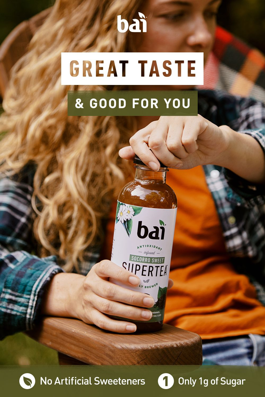 Seasonal Spiked Tea Bai Flavor Life Human nutrition