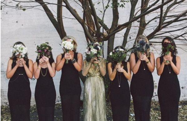 Schwarz & Golden & Weiß Hochzeit im Winter Inspiration | Optimale Karten für Verschiedene Anlässe