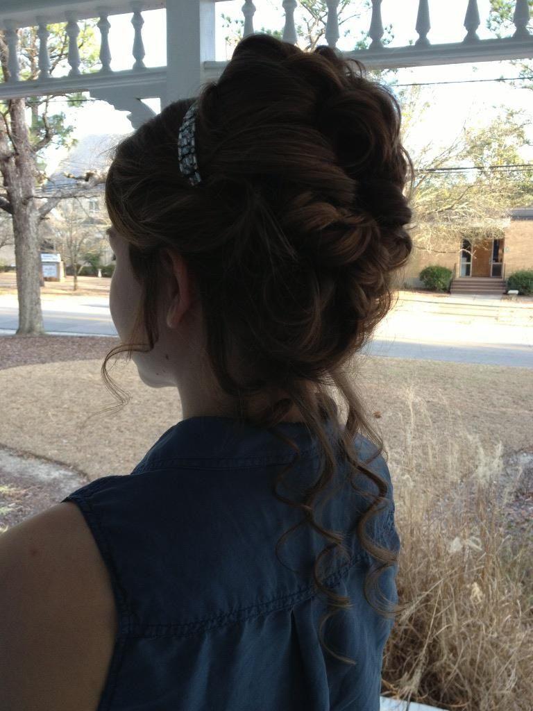 Quinceanera hair style quinceanera hair style ideas pinterest