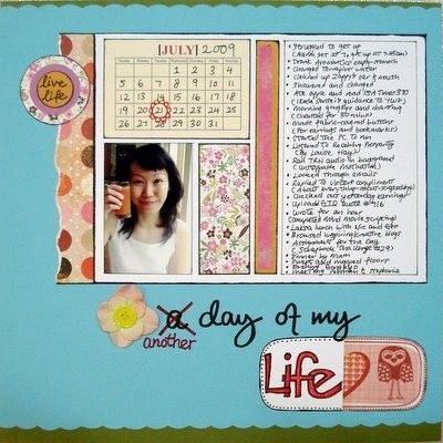 Planner And Scrapbooking