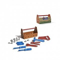 Tools set made from recycled materials, #eco-friendly toys