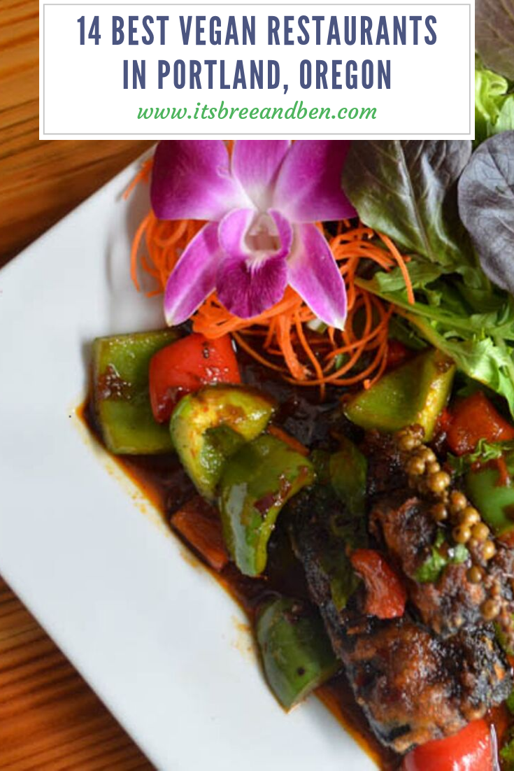 Vegan Food In Portland Oregon Is Accessible Affordable And Still Delectable Unlike In Any Other Best Vegan Restaurants Vegan Restaurants Vegan Tikka Masala