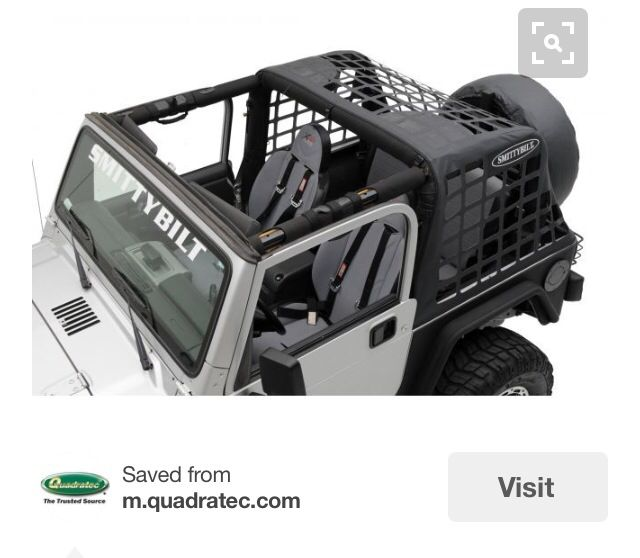 Cargo Net Great So Pets Can Ride Along Sam Jeep Cargo Net Smittybilt