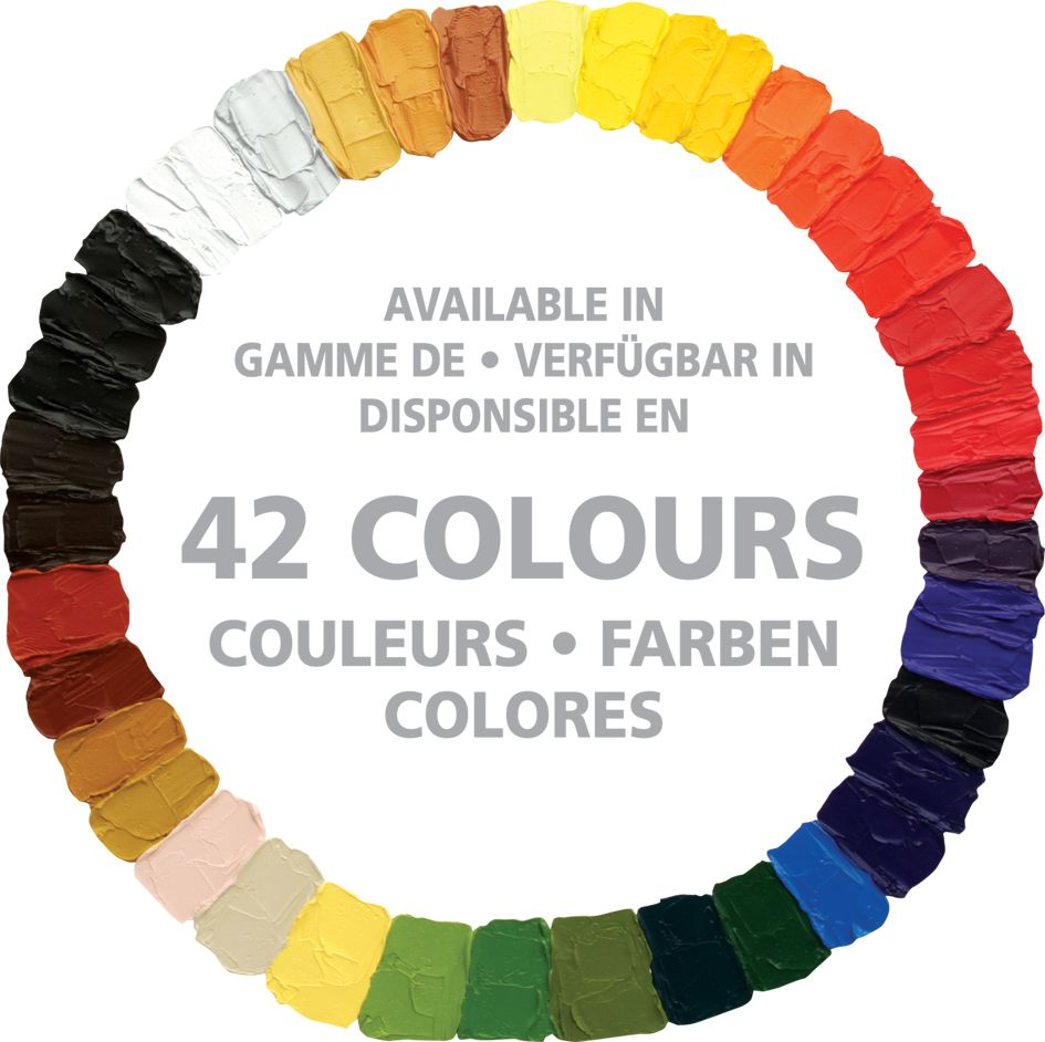 Daler Rowney Colour Wheel