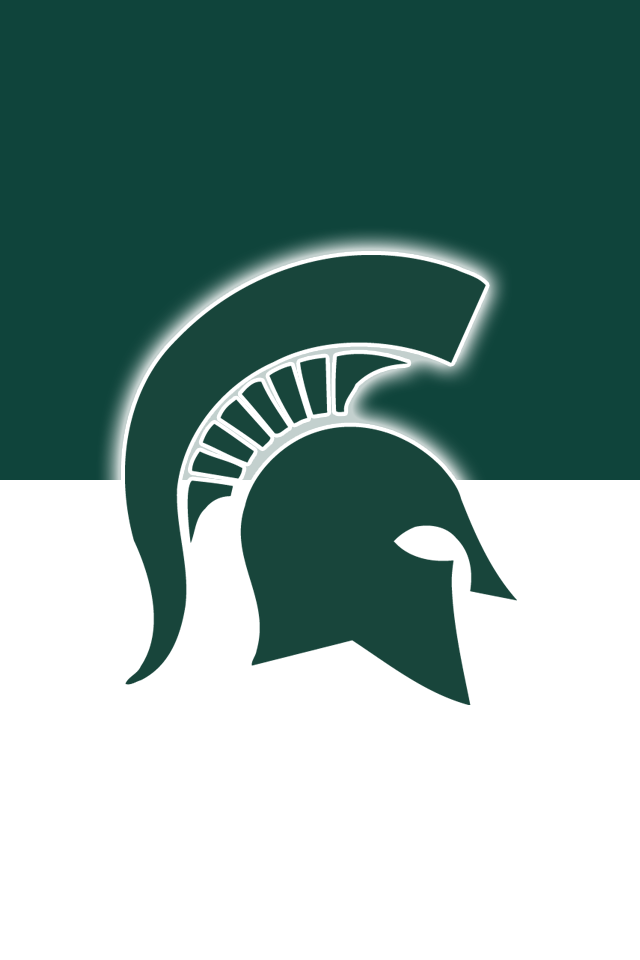 Free Michigan State Spartans Iphone Wallpapers Install In Seconds 18 To Choose From For Every M Michigan State Spartans Michigan State Iphone Wallpaper Size
