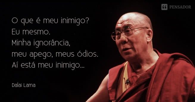 Frases De Dalai Lama Frases Dalai Lama Frases E Espiritualidade