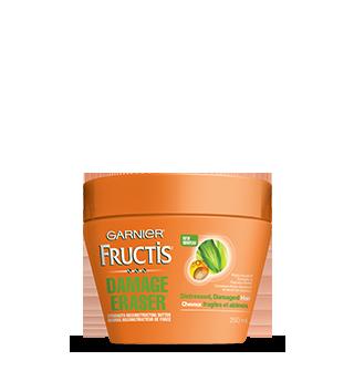 Fructis Damage Eraser Damage Eraser  Strength Reconstucting Butter - Hair Care#Damageraser #Fructis