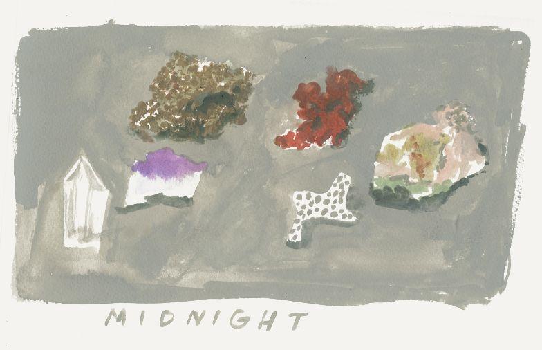 Danielle Kroll | Midnight Painting