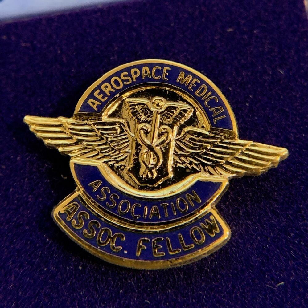 Vintage Aerospace Medical Association Associate Fellow